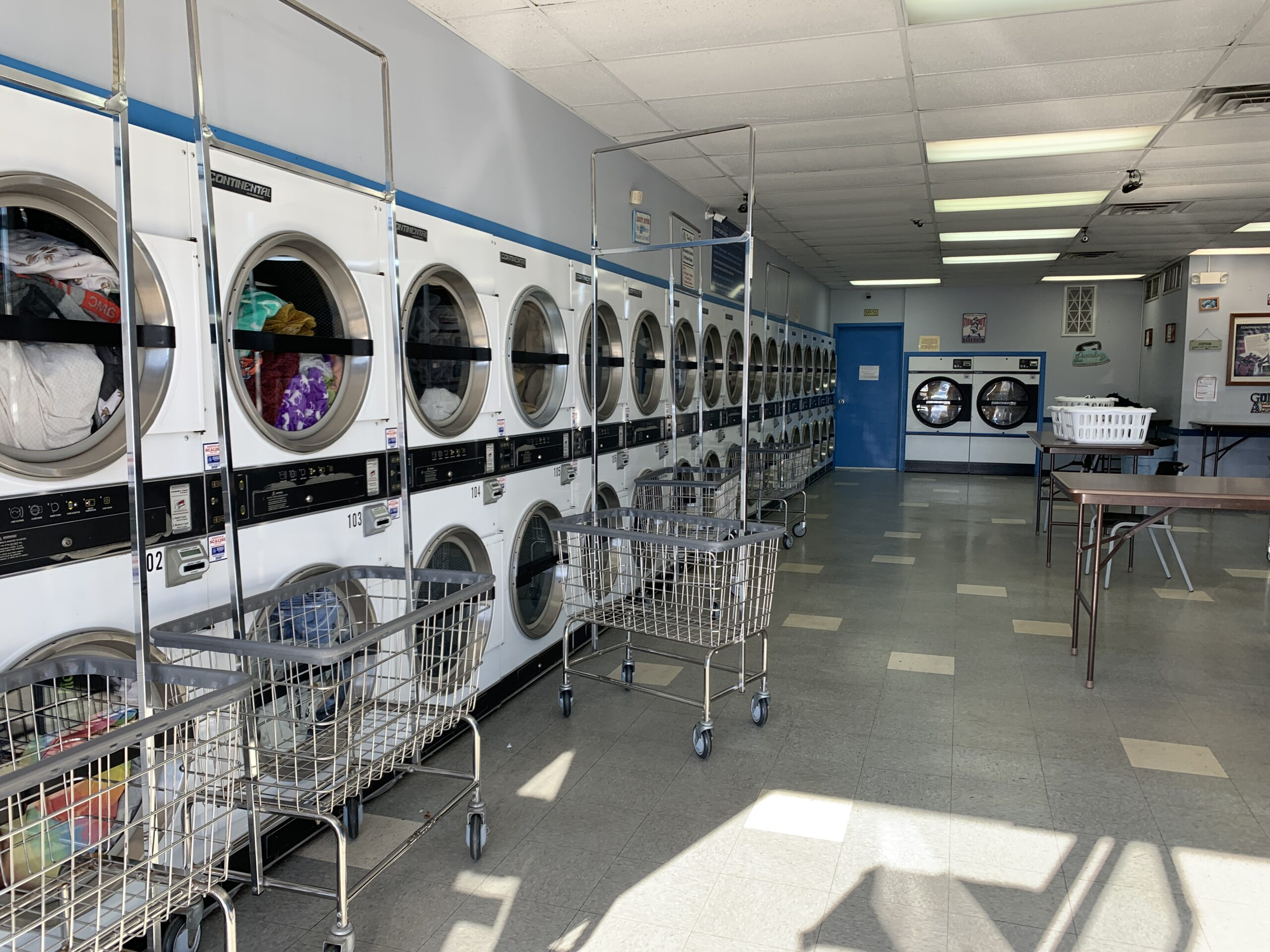 laundromat in stow