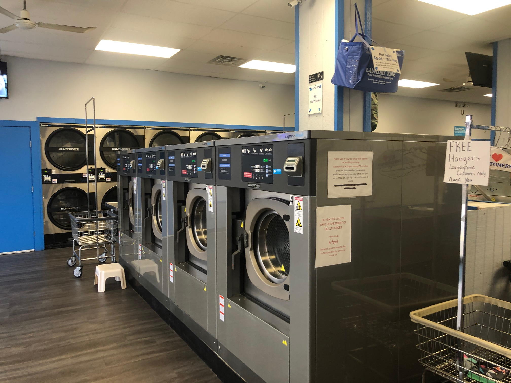 Laundry Time Barberton - Top Rated Laundromat