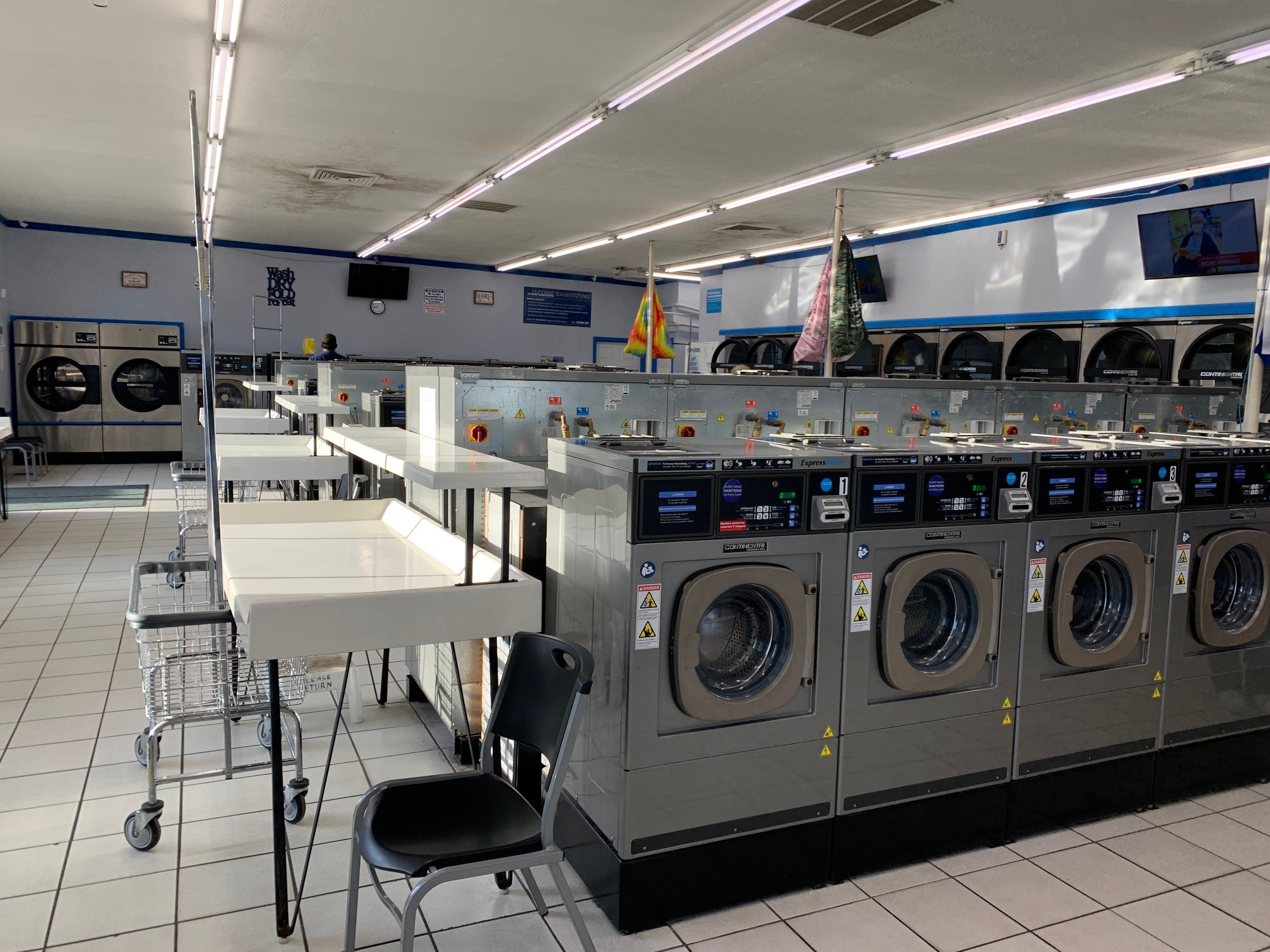 Laundry Time - North Hill Laundromat in Akron